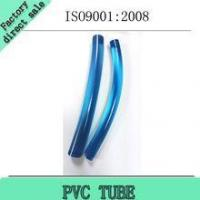 Wholesale 5.0mm Flexible semi-transparent PVC Solid tube from china suppliers