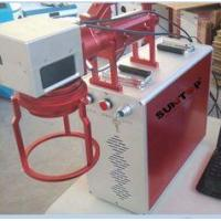 Wholesale Hand Held Portable Fiber Laser Marking Machine For Meta Products Processing 20w from china suppliers