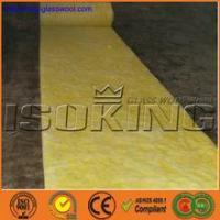 ISOKING Glass Wool Blanket With CE And ISO
