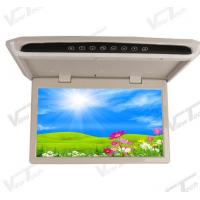Wholesale Manually Flip Down Monitor 15.6 inch Slim Coach Roof Monitor from china suppliers