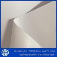 Wholesale pvc coated fabric for frontlit from china suppliers