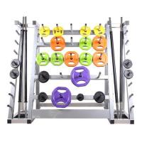 Wholesale Weight Plate & Racks Body Pump Plates Rack from china suppliers