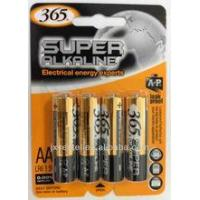 Buy cheap Super Alkaline AA / LR6 / AM3 BATTERY from wholesalers