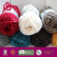 Wholesale 8%polyester 92% acrylic fancy yarn from china suppliers