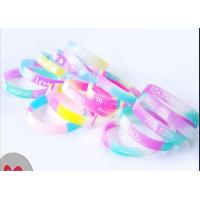 Wholesale P027 2015 fashion cheap custom silicone bracelet silicone wrist band from china suppliers