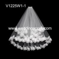 "bridal veil Product No:V1225W1-1 Color:ivory Size:25*30*58"" Manufactures"