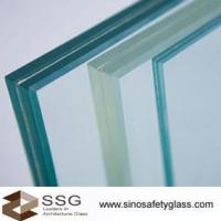 Buy cheap 6.38mm clear laminated glass price from wholesalers
