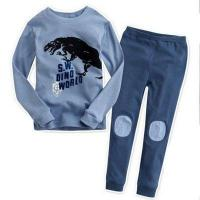 KIDS HOME Baby Kids Boy Clothes Sleepwear Pajama Outfit Set Manufactures