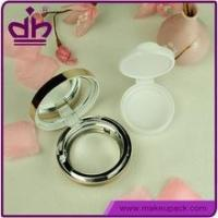 Wholesale BB cream case air cushion empty compact cosmetic case with mirror from china suppliers