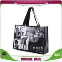 China photos printing recyclable non woven bag,laminated non woven bag price on sale