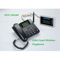 Buy cheap Wireless Access Terminals GSM Fixed Wireless Payphone from wholesalers