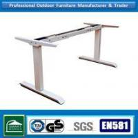 Wholesale reading table adjustable height motorized table frame from china suppliers