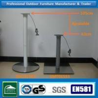 Wholesale acrylic coffee table with Galvanized Telescopic Table Legs from china suppliers