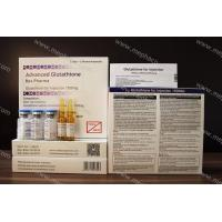 Skin Whitening Advanced Glutathione for injection 1500mg Manufactures