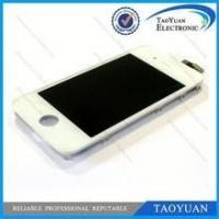 Buy cheap low price cell phone lcd screen for apple iphone 4 lcd with digitizer assembly from wholesalers