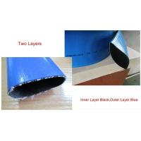 Wholesale PVC DOUBLE LAYERS LAYFLAT HOSE from china suppliers