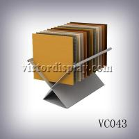 Buy cheap Metal Ceramic Tile Display Stand VC043 from wholesalers