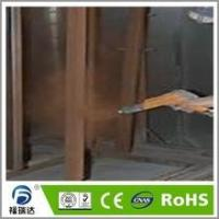 Buy cheap spray powder coating matte black paint coating from wholesalers