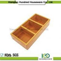 Buy cheap Wholesale tea set gift box tea packaging bamboo boxes for sale from wholesalers