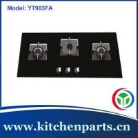 Buy cheap Built-in 3 Burner Gas Cooktop from wholesalers