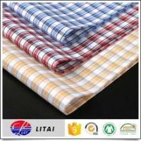 Buy cheap Ready goods, 50% bamboo 50% polyester yarn dyed shirting fabric from wholesalers
