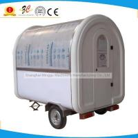 Buy cheap Mobile food cart with big wheels from wholesalers