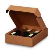 Wholesale Wine Paper Boxes Cardboard Wine Bottle Gift Presentation Boxes from china suppliers