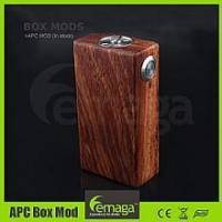 Buy cheap ABS /APC Box Mod-Wooden from wholesalers