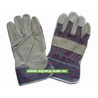 Wholesale Pig Grain Leather Gloves P101 from china suppliers