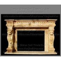 Buy cheap Stone Carving Fireplace Mantel (XF-4472) from wholesalers