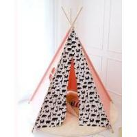 Buy cheap children play teepee tent for Indoor & outdoor from wholesalers