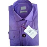 Mens spread collar non iron dress shirts Manufactures