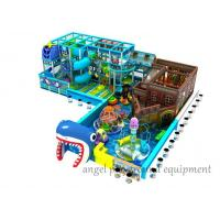 Buy cheap Pirate Ship indoor playground equipment for sale Model:B1608 from wholesalers