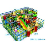 Buy cheap Theme of Indoor Playground Indoor Playhouse Model:Castle Series from wholesalers