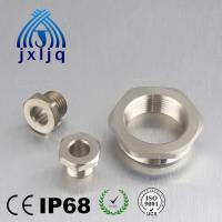Buy cheap New type waterproof metal cable gland Reducer (Brass Adaptor) from wholesalers