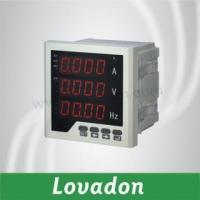 Newest 96*96electrical Frequency Meter