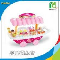Buy cheap Beautiful girl gift plastic ice cream toy with light,music from wholesalers