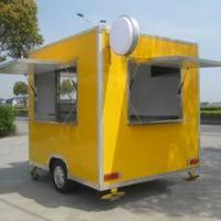 Buy cheap 2014 YiYing YY-FS250 Newstyle!!! Mobile outdoor food kiosk design/food grilling cart from wholesalers