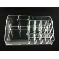 Wholesale Acrylic organizer Acrylic crystal makeup storage organizer from china suppliers
