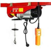Buy cheap Mini electric hoist Small Electric Winch Mini Hoist with 220v from wholesalers