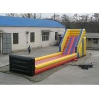 Buy cheap New design large inflatable sport games,inflatable slide for sale from wholesalers