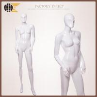 Buy cheap abstract standing women mannequin LISSI-04AGW for window display from wholesalers