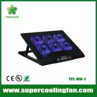 Buy cheap Laptop Cooling Pad M8 Laptop cooling pad from wholesalers