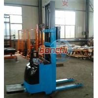 Wholesale Other Machinery 2 Ton Fully Electric Pallet Stacker/Stacking Machine/Forklift (BTC-2) from china suppliers