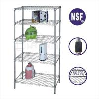 Wholesale Suppermarket Storage Equipment in Powder Coating,NSF Approval from china suppliers