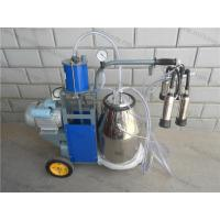 Piston Typed Single Bucket Cow Milking Machine Manufactures
