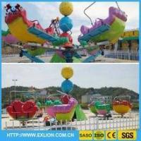Buy cheap thrill rides Children rides used indoor playground equipment sale from wholesalers