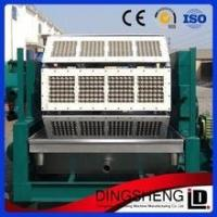 Buy cheap small paper egg tray machine fast speed high efficiency from wholesalers