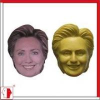 Wholesale MING PEOPLE Custom Polyresin Hillary Bobblehead as president bobble head from china suppliers