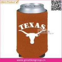 Buy cheap Promotional Koozies Custom neoprene beer holder from wholesalers